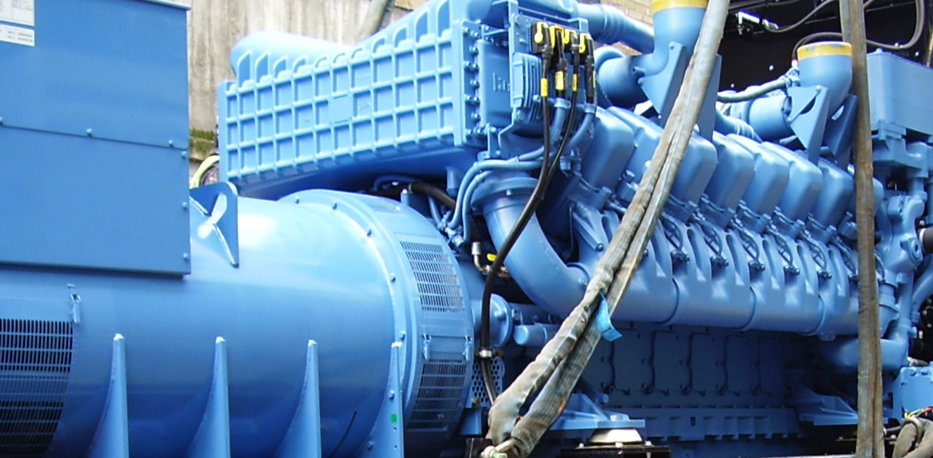 MTU Generators UK, Asia, Africa - from leading supplier YorPower