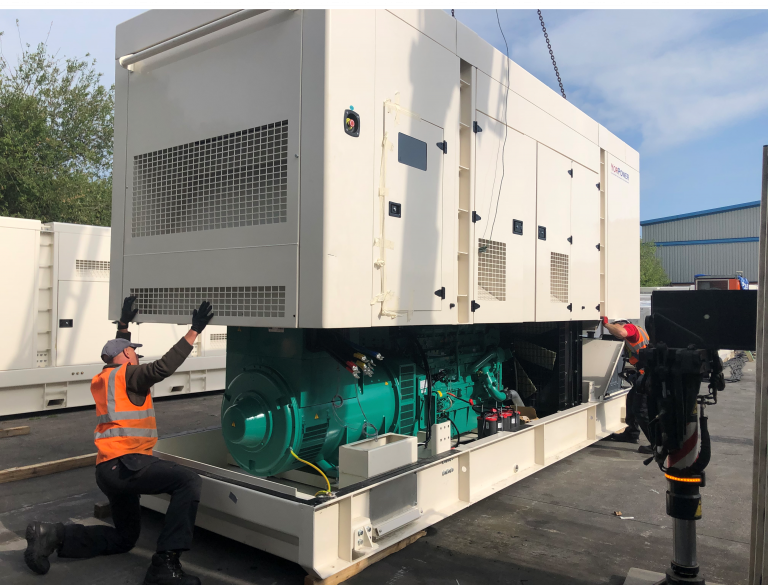 Silent generator from YorPower